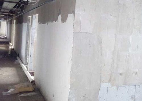 重庆巴南酒店轻质隔墙