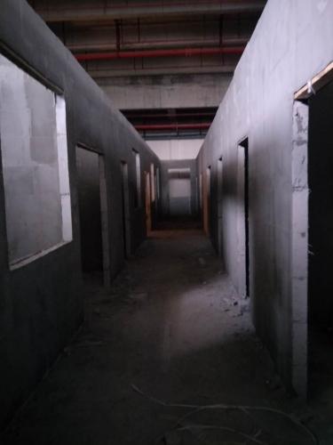 重庆某写字楼防火隔墙板