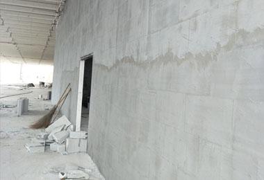 空心石膏砌砖