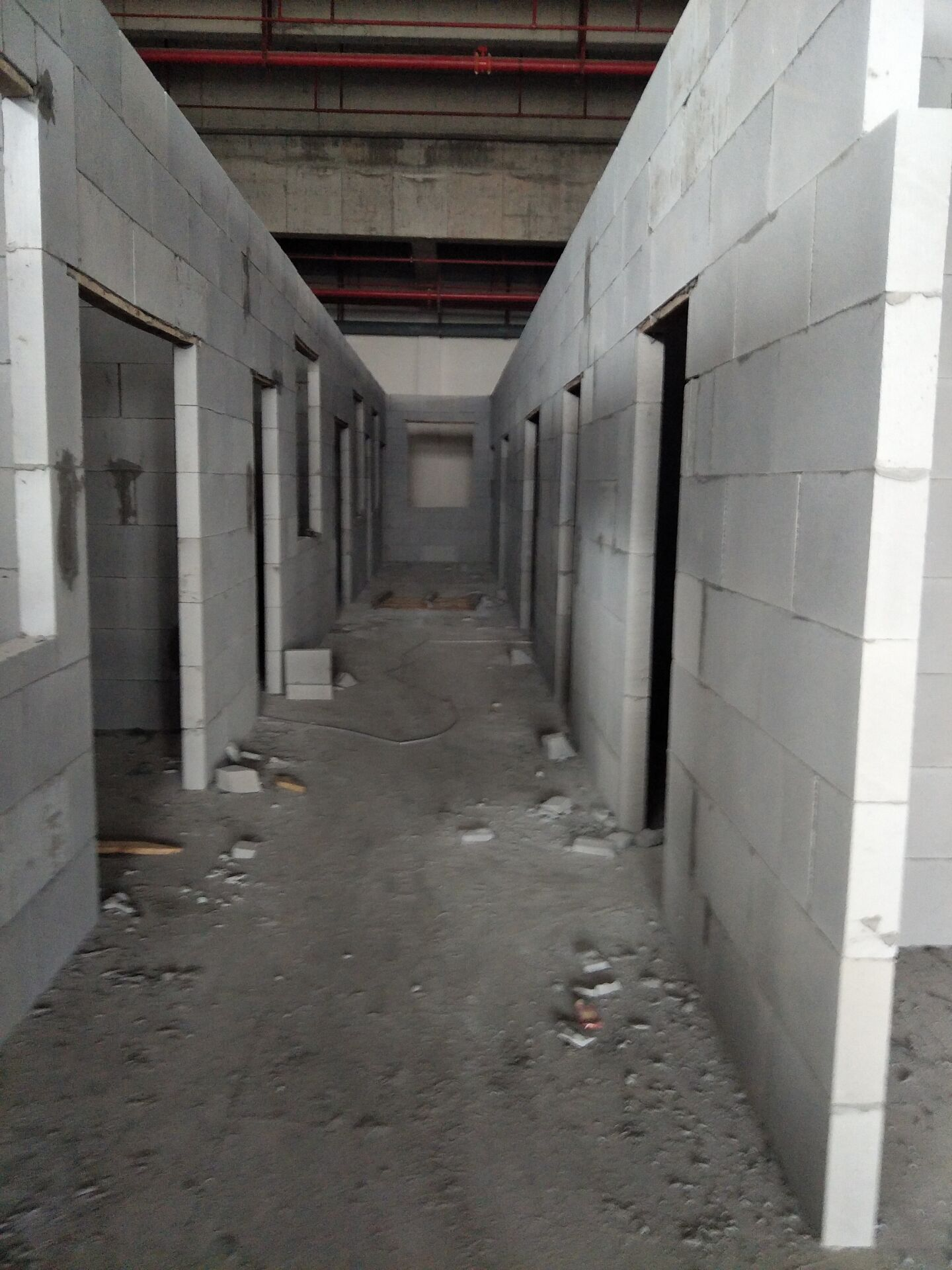 含谷实验室隔墙