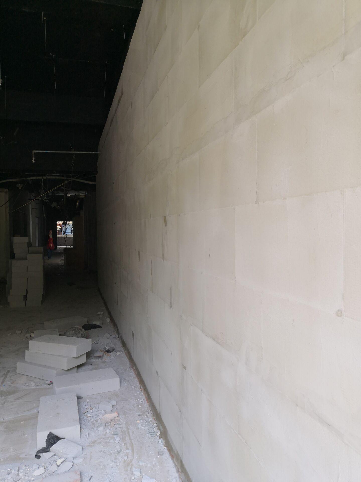 龙兴实验室隔墙