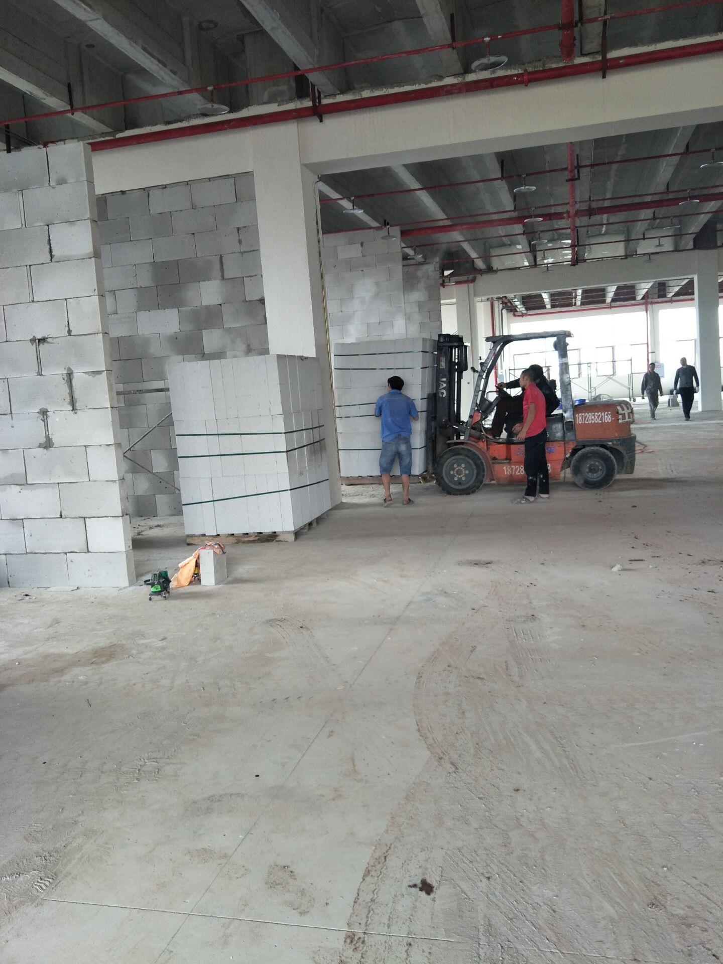 渝北区潼南电子厂房隔墙